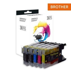 Brother 1240XL - Pack x 5...