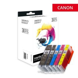 Canon 570XL/571XL - Pack x5...
