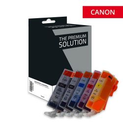 Canon 520/521 - Pack x 5...