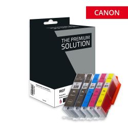 Canon 570XL/571XL - Pack x...