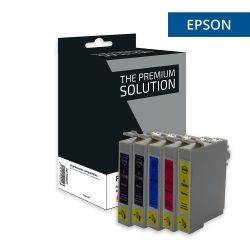 Epson T0715 - Pack x 5...