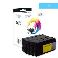 Hp 932XL/933XL - Pack x 4...