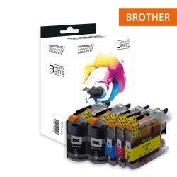 Brother 125/127 - Pack x 5...
