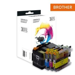 Brother 125/129 - Pack x 4...