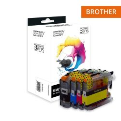 Brother 225/227 - Pack x 4...