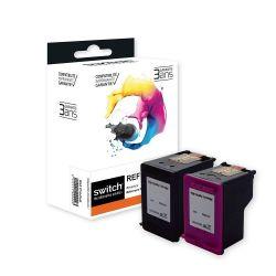 Hp 301 - Pack x 2 boite...