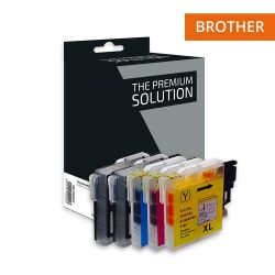 Brother 980/1100 - Pack x 5...