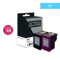 Hp 302XL - Pack x 2 'Ink...