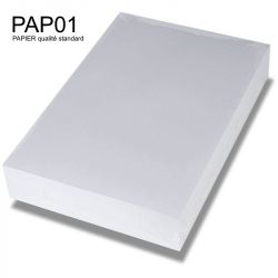 PAPIER qualité Standard...