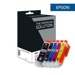 Epson 33XL - Pack x 5...